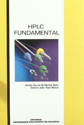 9788483632161: Hplc Fundamental (Académica)