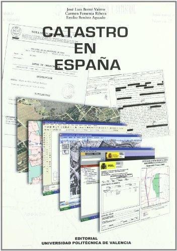 9788483632420: Catastro En España (Académica)