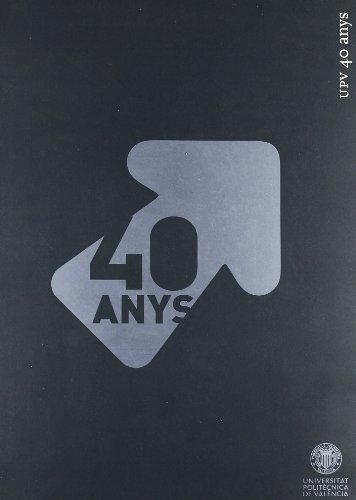 9788483632796: Upv 40 Anys (Fuera de colección)