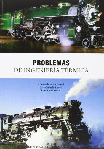 9788483633359: Problemas de ingeniería térmica