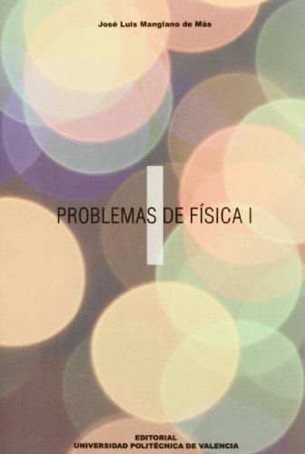 9788483633885: Problemas de física I (Académica)