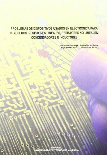Problemas de dispositivos usados en electrónica para: Lidón Roger, José