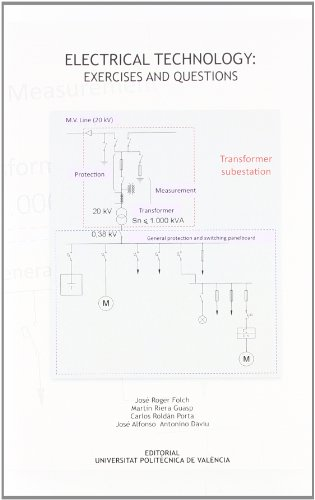 9788483635575: Electrical Technology: Exercises And Questions (Académica)
