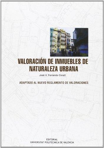 9788483636473: Valoración de inmuebles de naturaleza urbana
