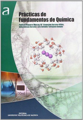 9788483637180: PRÁCTICAS DE FUNDAMENTOS DE QUÍMICA (Académica)
