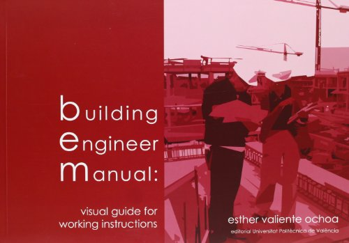9788483638514: Building Engineer Manual: Visual Guide For Working Instructions