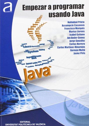 9788483639030: Empezar A Programar Usando Java