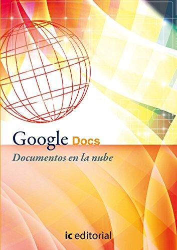 9788483645031: Google docs. documentos en la nube