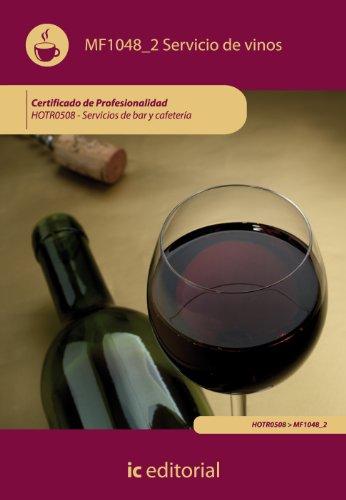 9788483646717: Servicio de vinos. hotr0508 - servicios de bar y cafetería