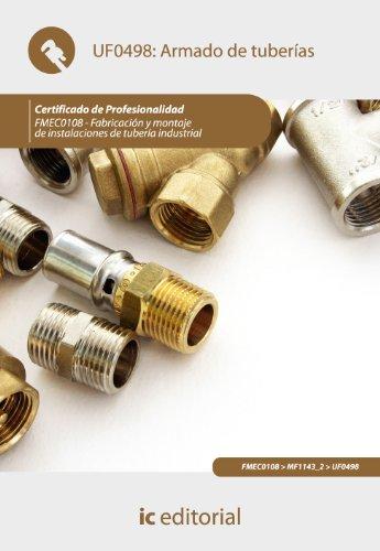 9788483648971: Armado de tuberías. fmec0108 - fabricación y montaje de instalaciones de tubería industrial