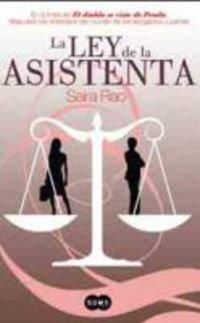 La ley de la asistenta – Saira Rao (Rom) 9788483650554-es