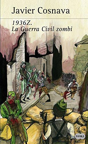 9788483653623: 1936Z. La Guerra Civil zombie (Nuevas voces)