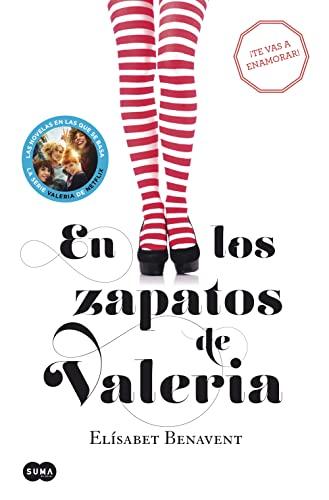 9788483655368: En los zapatos de Valeria (Saga Valeria 1)