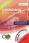9788483687109: Temario Vol. II Oposiciones cocineros. Servicio Andaluz de Salud (SAS)