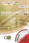 9788483687277: Temario Vol. I. Oposiciones Celador-Conductor. Servicio Andaluz de Salud (SAS)