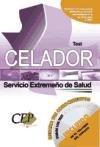 9788483689417: TEST OPOSICIONES CELADOR SERVICIO EXTREMEÑO DE SALUD