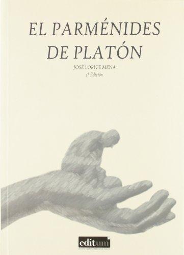 9788483715826: El Parménides De Platón (2ª Edición)