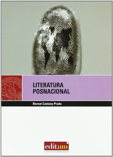 9788483716847: Literatura posnacional (EDITUM SIGNOS)