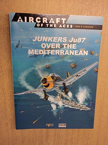 9788483722084: Junkers Ju87 Over The Mediterranean