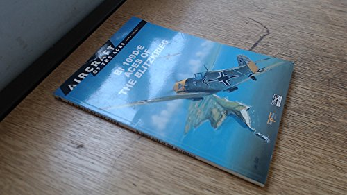 9788483722190: Bf 109D/E: aces of the Blitzkrieg.