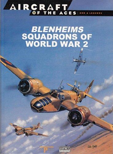 9788483724545: Blenheim Squadrons of World War 2