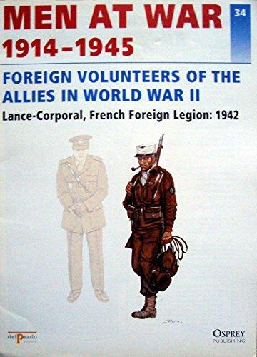 MEN AT WAR 1914-1945: 1-40.: Del Prado