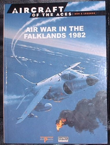 9788483726006: Air War in the Falklands 1982.