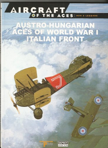 9788483726334: Austro-Hungarian Aces of World War 1: Italian Front