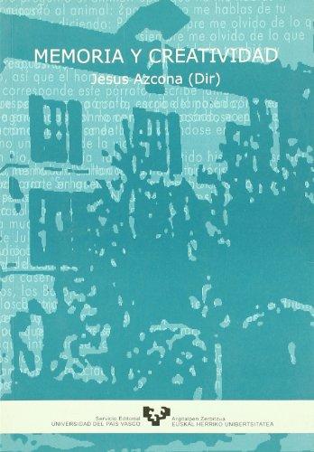 Memoria y creatividad, estudios barojianos (Paperback): Jesús Azcona