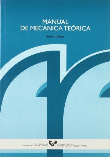 9788483733646: Manual de mecanica teorica