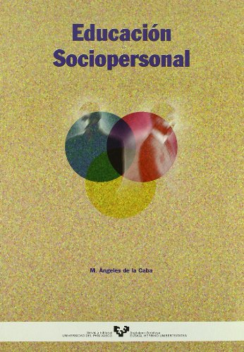 Educación sociopersonal (Paperback): María Ángeles de