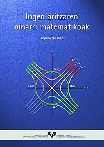9788483735626: Ingeniaritzaren oinarri matematikoak
