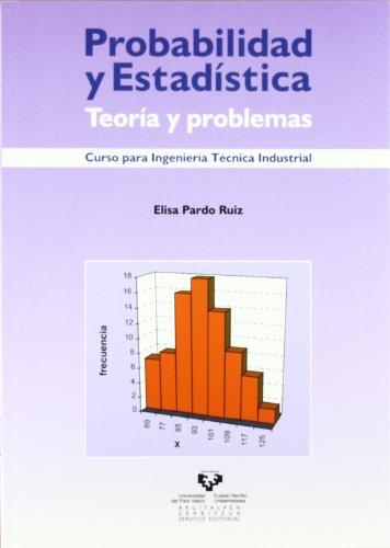 9788483738580: Probabilidad y estadística. Teoría y problemas
