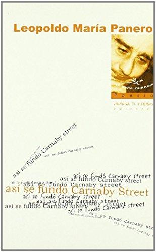 9788483740873: ASI SE FUNDO CARNABY STREET Nº2