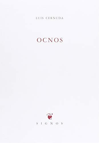 9788483743348: Ocnos (Signos) (Spanish Edition)