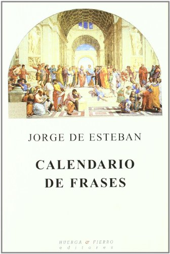 9788483749005: CALENDARIO DE FRASES