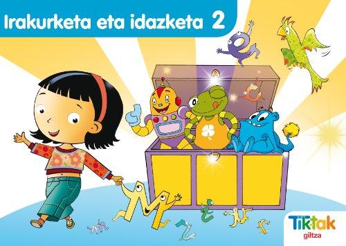 9788483781326: Irakurketa-Idazketa 2 Montessori Pauta