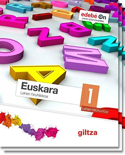 9788483783382: Euskara 1 - 9788483783382