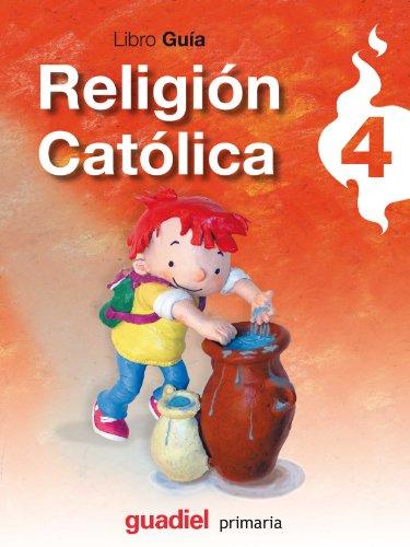 9788483790779: Libro Guía Religión Catòlica 4 - 9788483790779