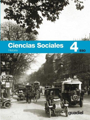 9788483790953: Ciencias sociales, historia, 4 ESO - 9788483790953