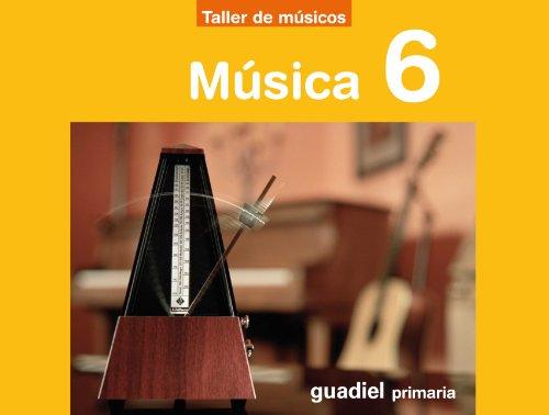 9788483791530: Proyecto Taller de Músicos, música, 6 Educación PriMaría - 9788483791530