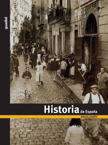 9788483791752: Historia de España, Bachillerato - 9788483791752