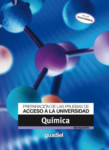 9788483792124: Preparación de las Pruebas de Acceso a La Universidad Química - 9788483792124