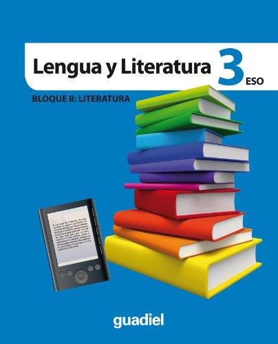 9788483792322: Lengua y Literatura 3