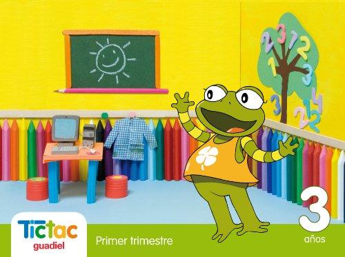 9788483792384: Proyecto Tic tac, Educación Infantil, 3 años. 1 trimestre