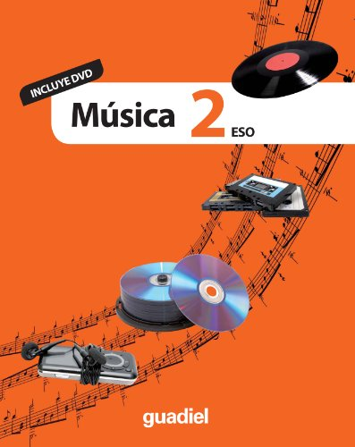 9788483793336: MÚSICA 2 ESO (INCLUYE DVD) - 9788483793336