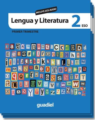 9788483793398: LENGUA Y LITERATURA 2 (INCLUYE CD AUDIO) - 9788483793398