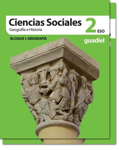 9788483793466: Ciencias Sociales, Geografía e Historia, 2º ESO