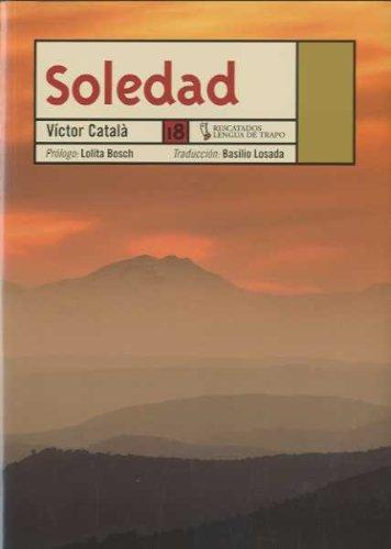 9788483810613: Soledad (RE)