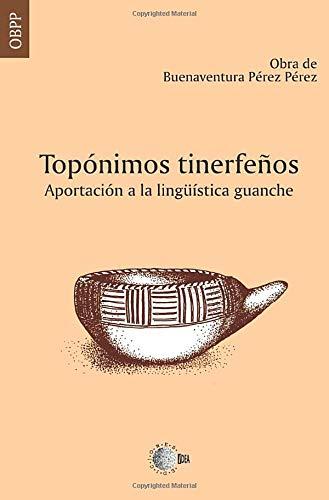 9788483823255: Topónimos Tinerfeños (Spanish Edition)